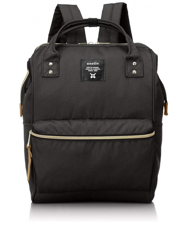 ANELLO AUTHENTIC POLYESTER BACKPACK LARGE
