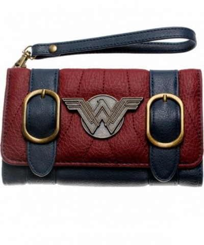 Comics Wonder Woman Womens Wallet