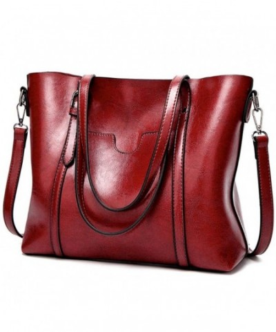 Upgraded Version UTO Leather Shoulder Capacity