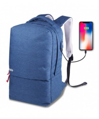 Backpack Anti Theft Resistant Charging 15 6 Inch