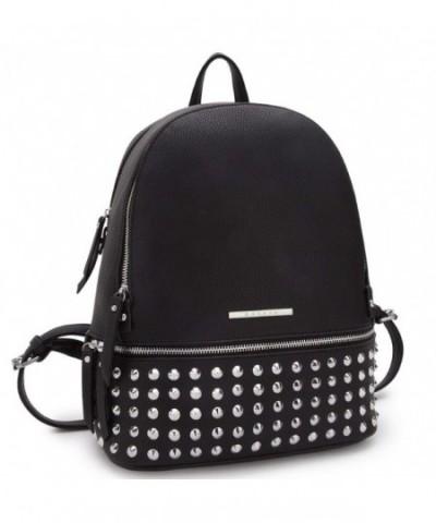 Dasein Backpack Leather Shoulder Designer