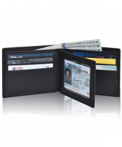 Discount Real Men's Wallets Outlet