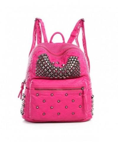 Catkit Studded Handbag Shoulder Backpack