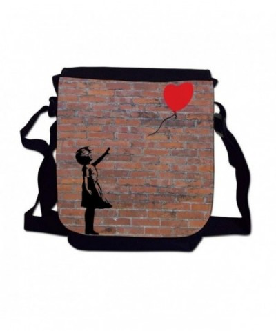 Balloon Graffiti Sublimation Reporter Shoulder