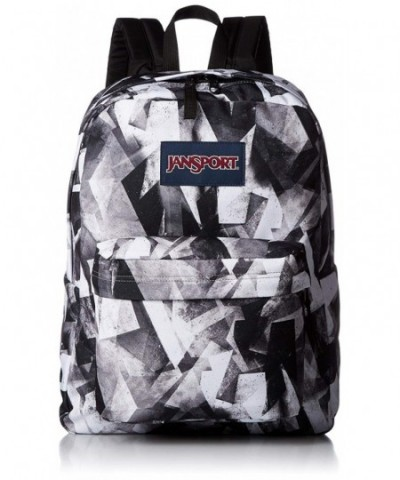 JanSport Superbreak Backpack Shadow Angles