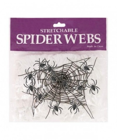 Halloween Decorations Spiders Realistic Material