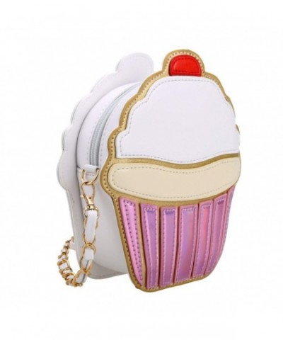Hindom Cartoon Cupcake Shoulder Chain R