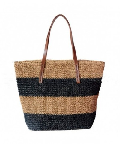 Bag Stripes Summer Beach Shoulder
