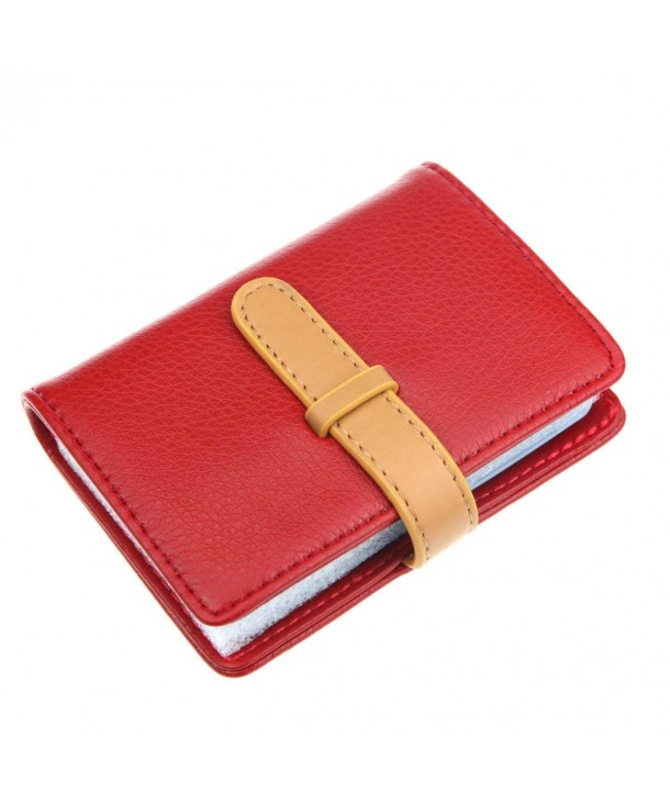 DKER Leather Credit Holder Slots