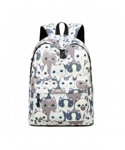 Teecho Waterproof Backpack Fashion Teenager