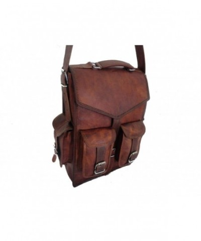 Aditya Art Craft Leather Messenger