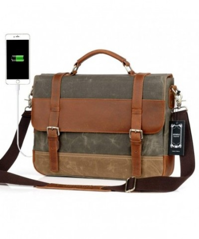 Messenger Capacity Waterproof Briefcase Sdiyabolo