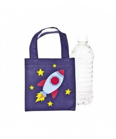 Mini Spaceship Tote Bags 12