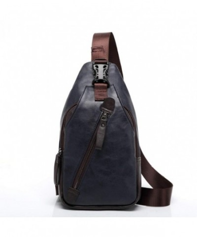 TraderPlus Shoulder Backpack Leather Rucksack