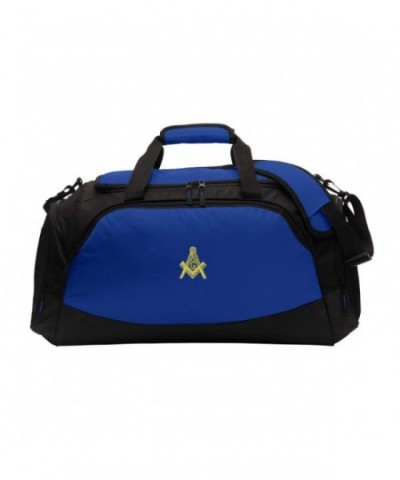 Greekgear Masonic Active Sports Duffel