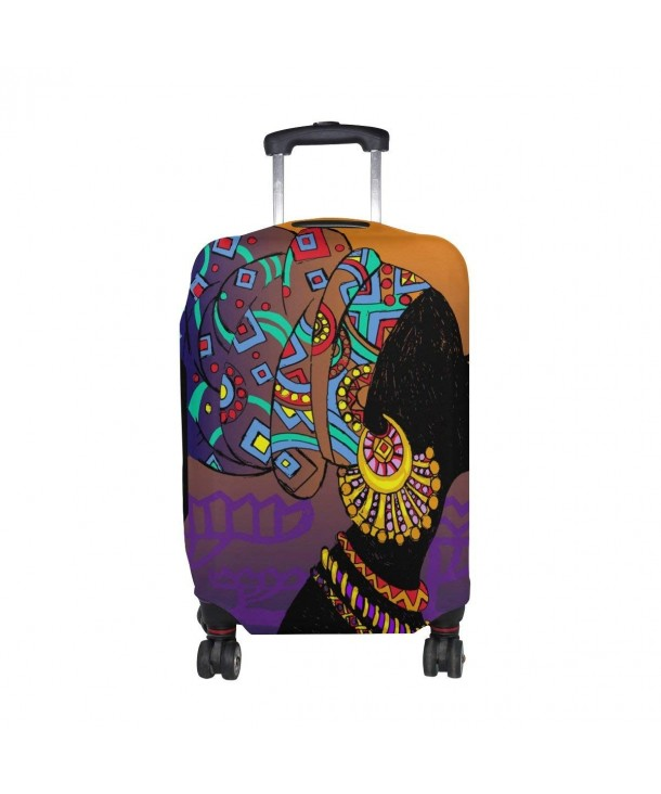 Cooper African Luggage Suitcase Protector