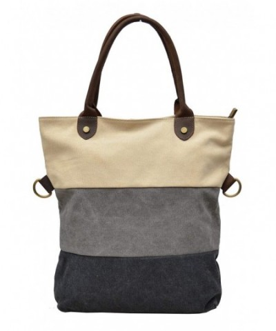 Gootium Canvas Leather Vintage Shoulder