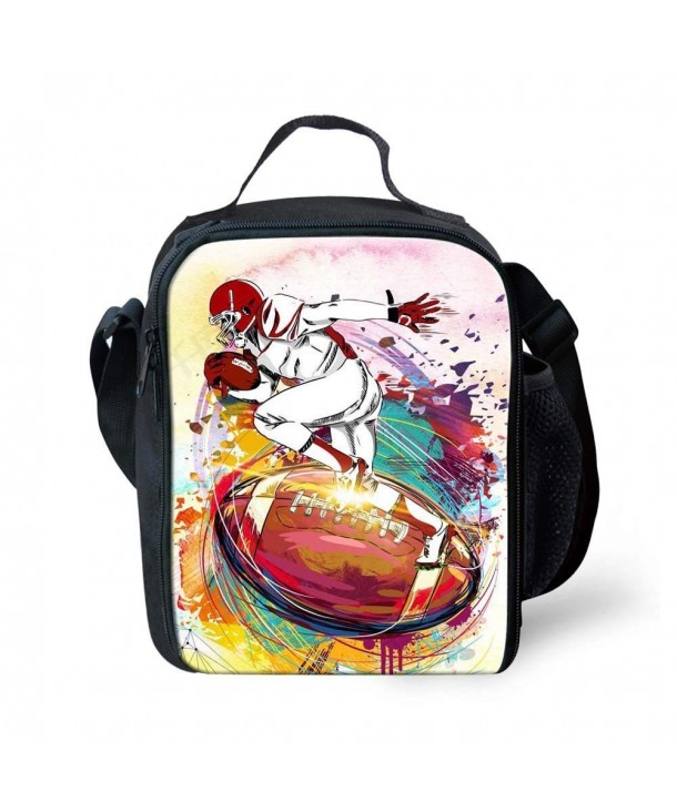 Coloranimal Preschool Insulated Crossbody Messenger