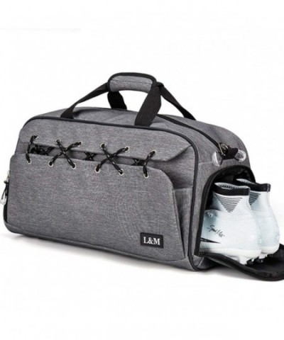 Duffel Sports Overnight Compartment Resistant