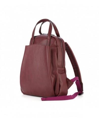 Leather Backpack Fashion Lightweight Shoulder