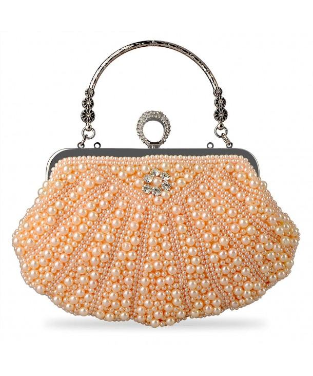 Baglamor Evening Crystal Handbag Beautiful