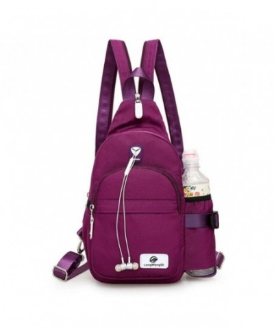 Backpack Daypack Outdoor Crossbody Fashion