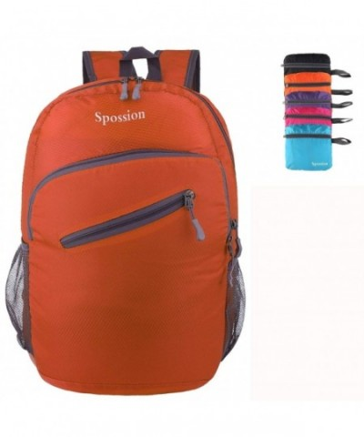 Spossion Lightweight Foldable Backpack Most Resistant