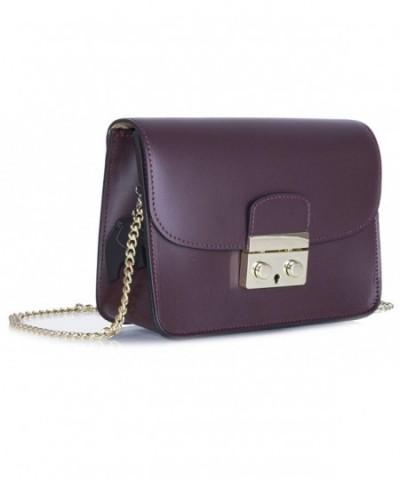 Big Handbag Shop Structured Shoulder