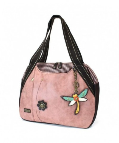 Chala Handbags Shoulder Purse Dragonfly