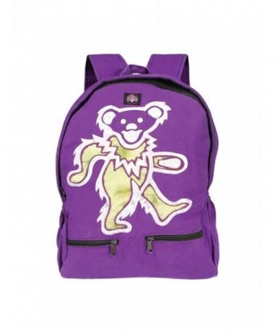Womens Grateful Dancing Bears Backpack