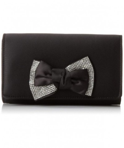 Nina Lafferty L Clutch Black Size