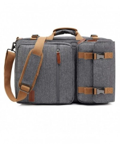 CoolBELL Convertible Briefcase Messenger Multi Functional