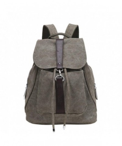 Hynbse Summer Canvas Backpacks Shoulder