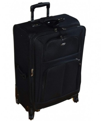 Kemyer Expandable Spinner Carry Luggage