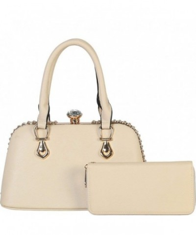 Diophy Leather Structured Matching K2 6448W