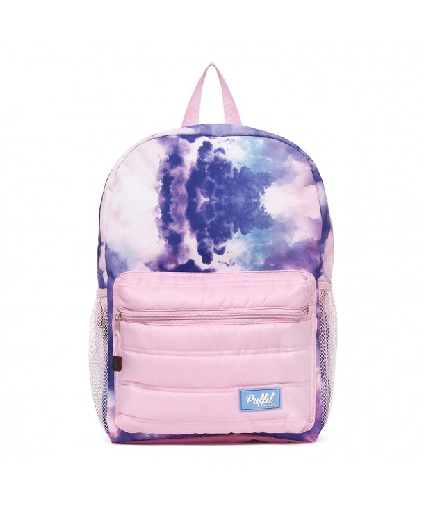 Puffed Cotton Candy Clouds Backpack