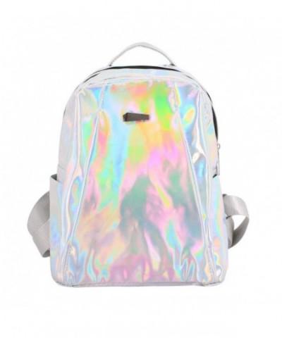 Candice Hologram Holographic Shoulder Backpack