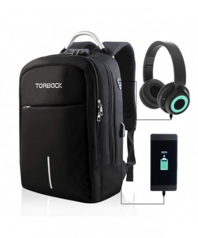 Laptop Backpack Headphone Interface Resistant