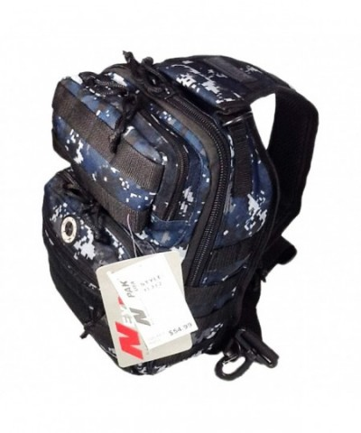 Tactical Shoulder Backpack DIGITAL CAMOUFLAGE