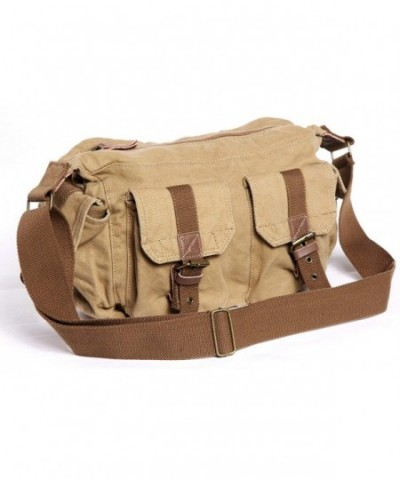 Vagabond Traveler Casual Canvas Messegner