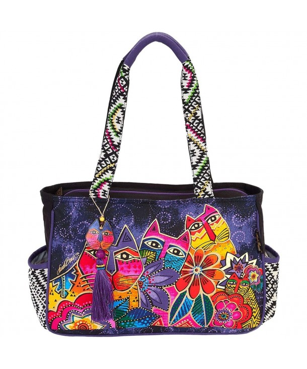 Laurel Burch Laurels Garden Handbag