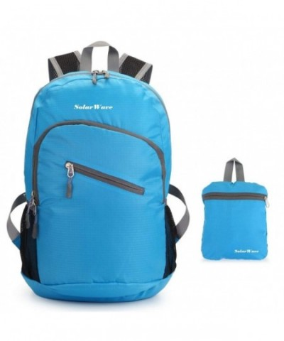 SolarWave Lightweight Backpack Outings GUARANTEE