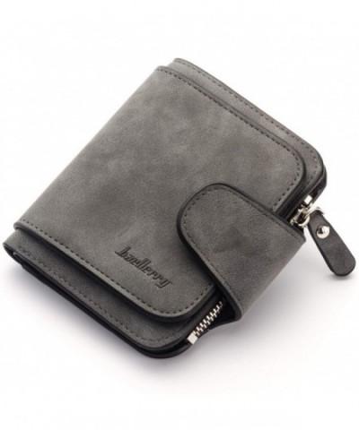 Leather Holder Wallet Blocking Walllet