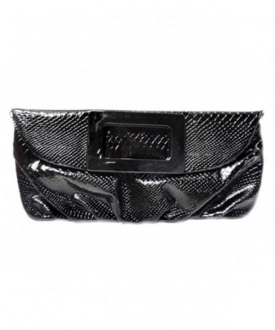 Reptile Clutch Handbag 13 inch Strap