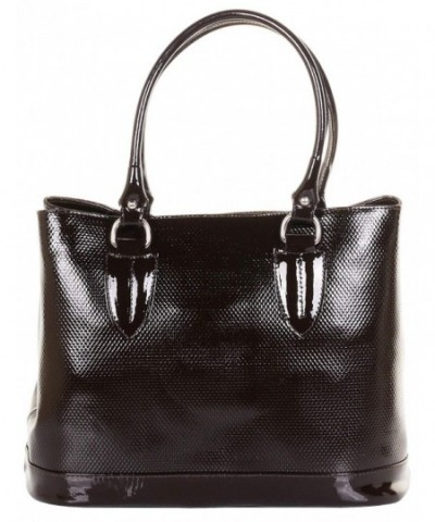 Italian Leather Compartment Shoulderbag Protective