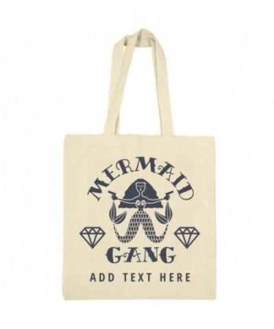 Custom Mermaid Gang Bridesmaid Nautical