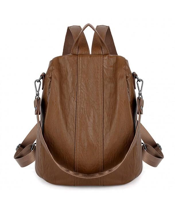 UTO Anti Theft Backpack Convertible Rucksack