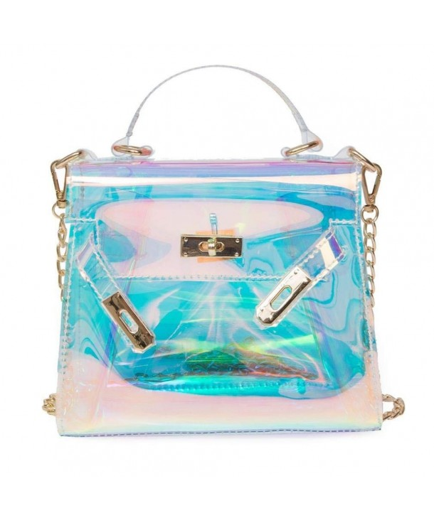 Messenger Shoulder Colorful shoulder Transparent