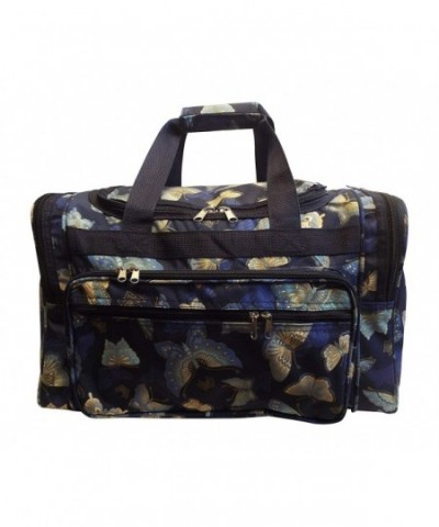 Fashion Travel Cheer Duffle Butterfly