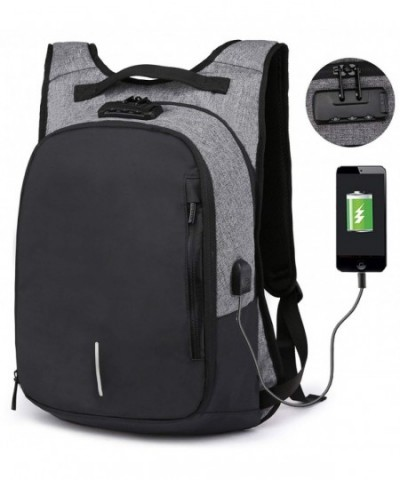 Backpack Expansion Resistant Briefcase Business